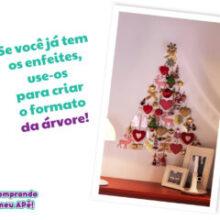 Um Natal diferente e criativo!
