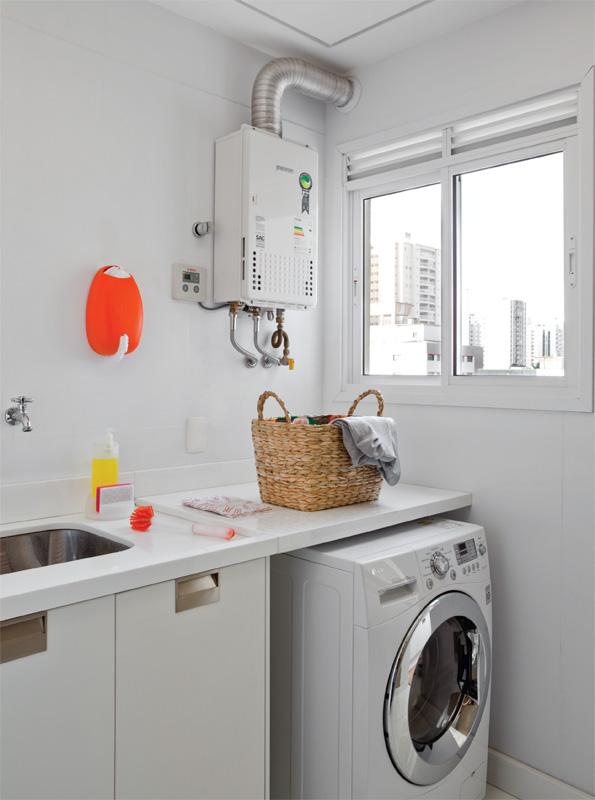 Planejando a lavanderia comprando meu ap for Muebles lavanderia casa