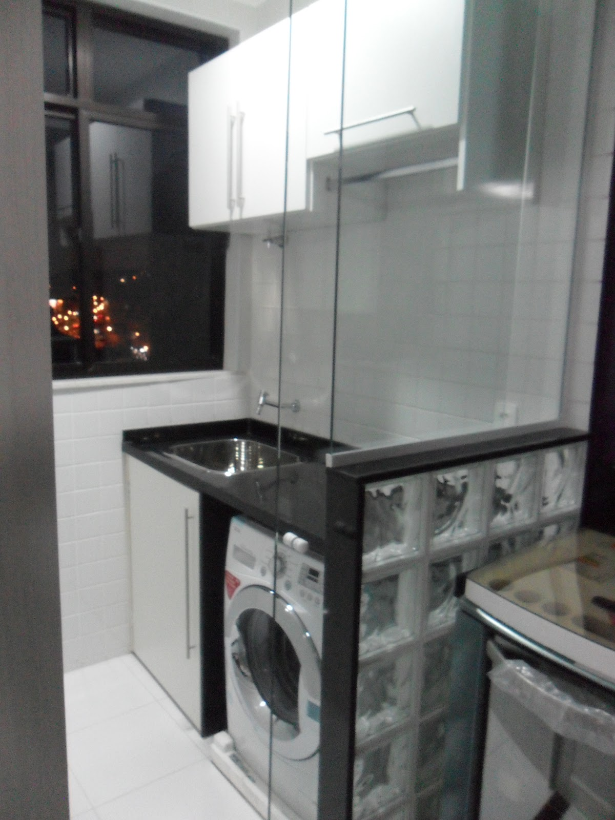 Planejando a lavanderia comprando meu ap for Modelos de mini apartamentos