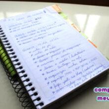 Vídeo: Organizando a vida e o dia-a-dia para 2013!