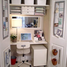 Inspirações para home offices