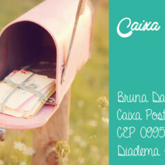 Caixa Postal do Blog!