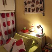 Antes, durante e depois do meu quarto!