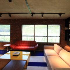 Apartamentos decorados muito modernos!