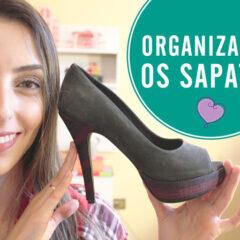 Tour pelo meu quarto: como organizar os sapatos #4