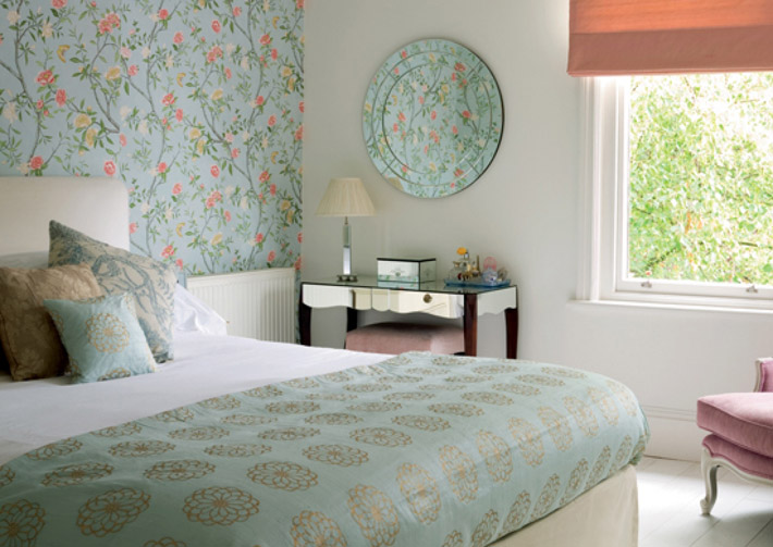 decorate with wallpaper 2013 - photo #8
