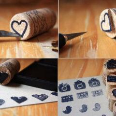 DIY: Ideias de reaproveitamento com rolhas de vinho ou cortiça