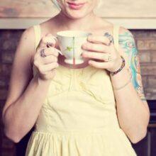 DIY: Faça você mesma o seu saquinho de chá!