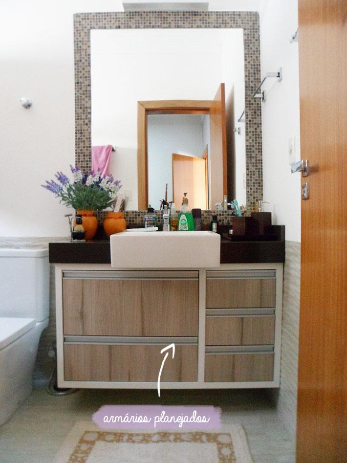 Dicas para banheiros pequenos  Comprando Meu Apê -> Banheiro Pequeno Moveis