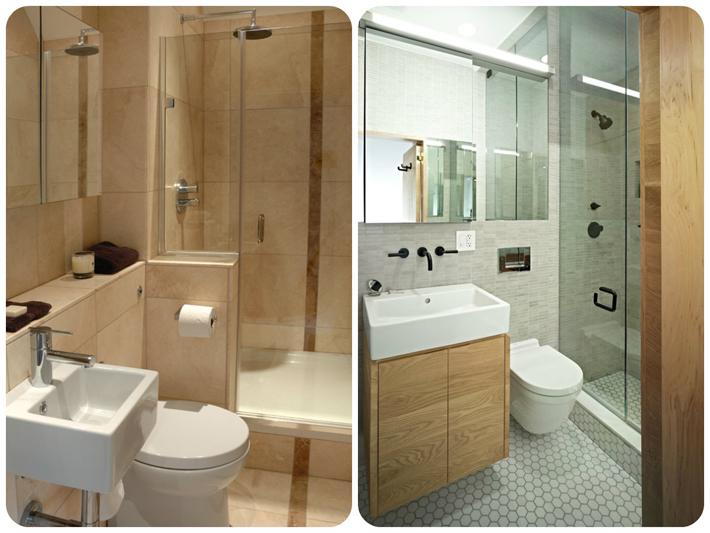 Decora o para banheiros pequenos comprando meu ap for Mini lavabos baratos