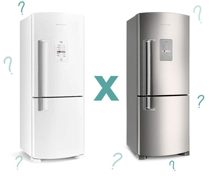 primeiro a gente nunca esquece ! # decoracao cozinha geladeira branca