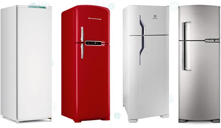 Top Como escolher a geladeira certa para cozinhas pequenas  NX18