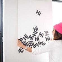 DIY: Faça você mesmo quadros decorativos