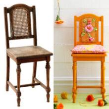 Antes e depois: inspirações de faça você mesma! DIY