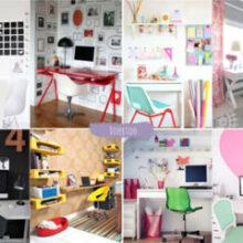 Inspiração para o seu home office em três estilos diferentes