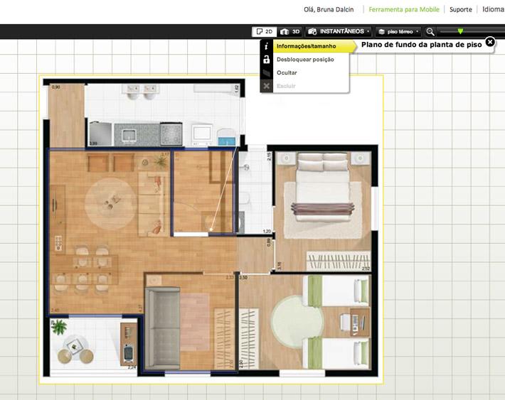 Como projetar sua casa em 3d comprando meu ap for Homestyler login