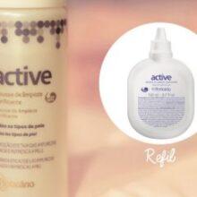 Testei e amei: Mousse de Limpeza Facial Active de O Boticário