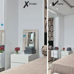 Dicas para decorar com espelhos