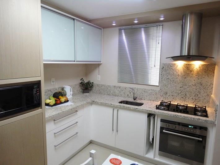 Coifa ou depurador qual escolher comprando meu ap for Mostrar cocinas modernas