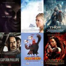 Filmes que estreiam nos cinemas (Novembro/2013)