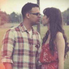 Momento da leitora: noivado Renata e Felipe