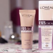 Meu BB Cream Favorito do momento: L'oréal