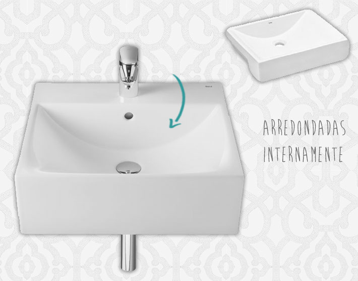 louça sanitária para banheiros Roca