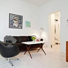Inspiração: apartamento branco