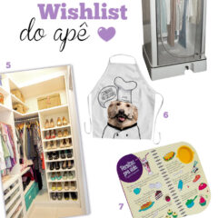 Wishlist do apê #3