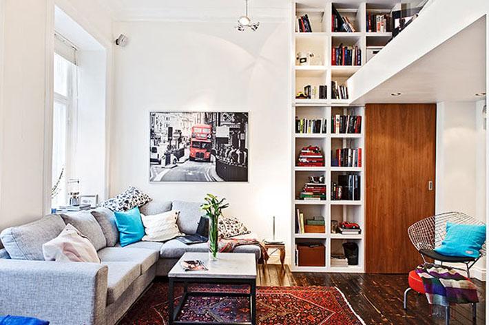 Apartamento pequeno duplex comprando meu ap for 1br apartment design ideas