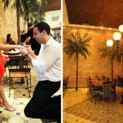 Momento da leitora: noivado Elisama e Sergio