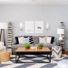 Apartamento e home-office girlie