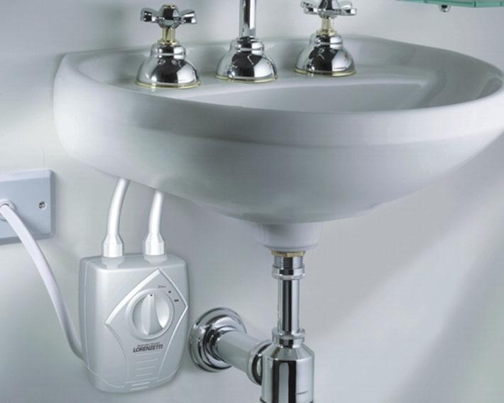 Torneira com água quente aquecedor elétrico X aquecedor à gás  Comprando Me -> Torneira Eletrica Para Pia De Banheiro