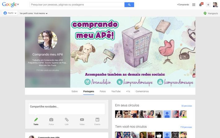 Comprandomeuape_Google+