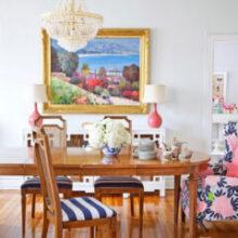 Apartamento feminino e adorável