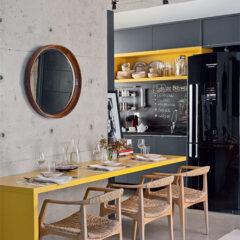 10 salas de jantar integradas. Como decorar?