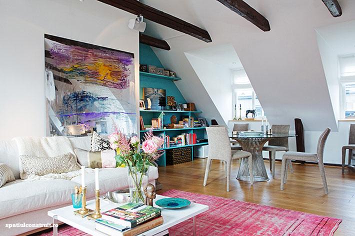 Como Decorar A Sala De Estar Com Tapete : Salas de jantar integradas como decorar comprando