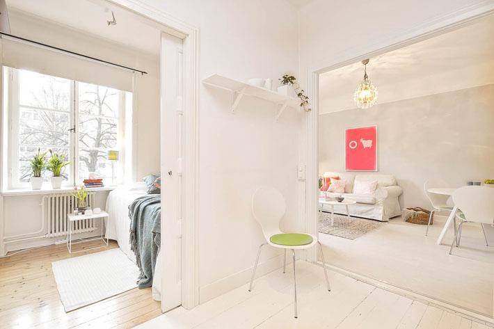 Apartamento pequeno cinza colorido comprando meu ap - Decoracion pisos pequenos ikea ...
