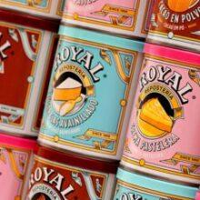 Fermento em Pó Royal muda embalagem após 85 anos!