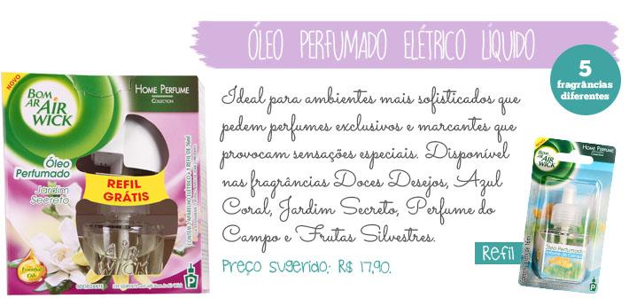Óleo Perfumado-Eletrico-Liquido