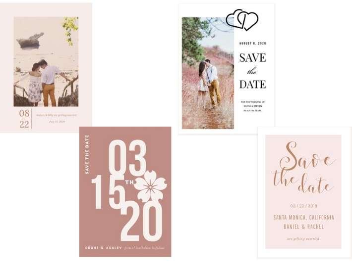 Save the Date de Casamento