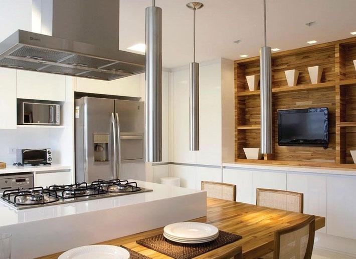Cozinha  Bancadas para cozinhar e fazer refeições  Comprando Meu Apê # Cozinha Com Ilha Estreita