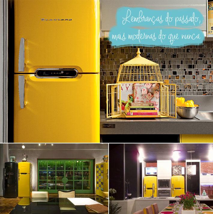geladeira-retro-amarela