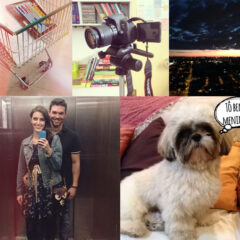 Resumo da Semana | Escritório, DIY, Padrinhos, Alvin e muito mais…