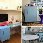Decoração retrô: eletrodomésticos coloridos e com bons descontos!