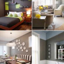 Parede cinza | Como combinar na decoração?