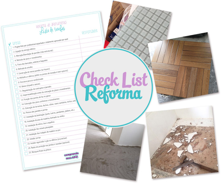 Check-List-Reforma
