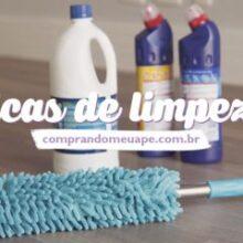 Dicas para uma limpeza eficaz | Desinfetantes x Água Sanitária
