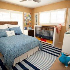 Quarto dividido entre pais e filhos | Como decorar?