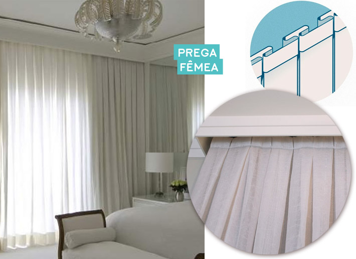 Modelos de cortinas comprando meu ap - Tipo de cortinas ...
